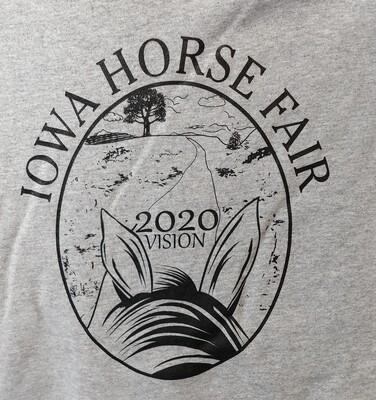 IA Horse Fair 2020 Limited Edition T-Shirts