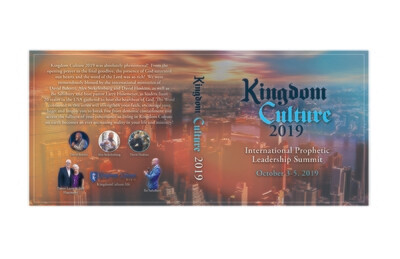 Kingdom Culture 2019 CD Series (MP3 download)
