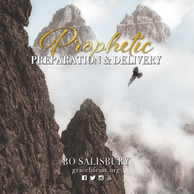 Prophetic Preparation and Delivery (MP3 download)