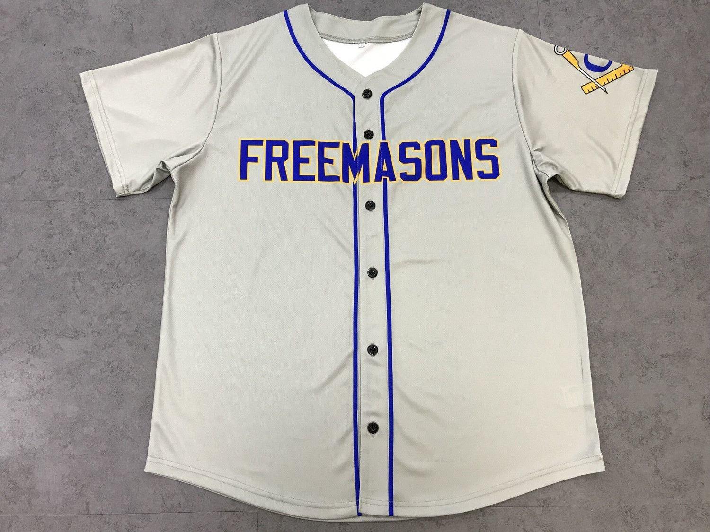 Freemasons Baseball Jersey - Away
