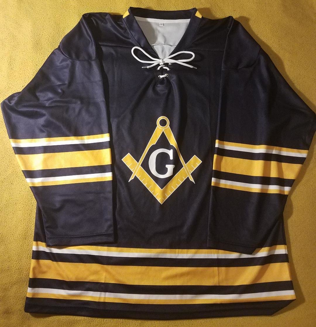 """""""THE HORTON"""" Hockey Jersey - Buffalo inspired"""
