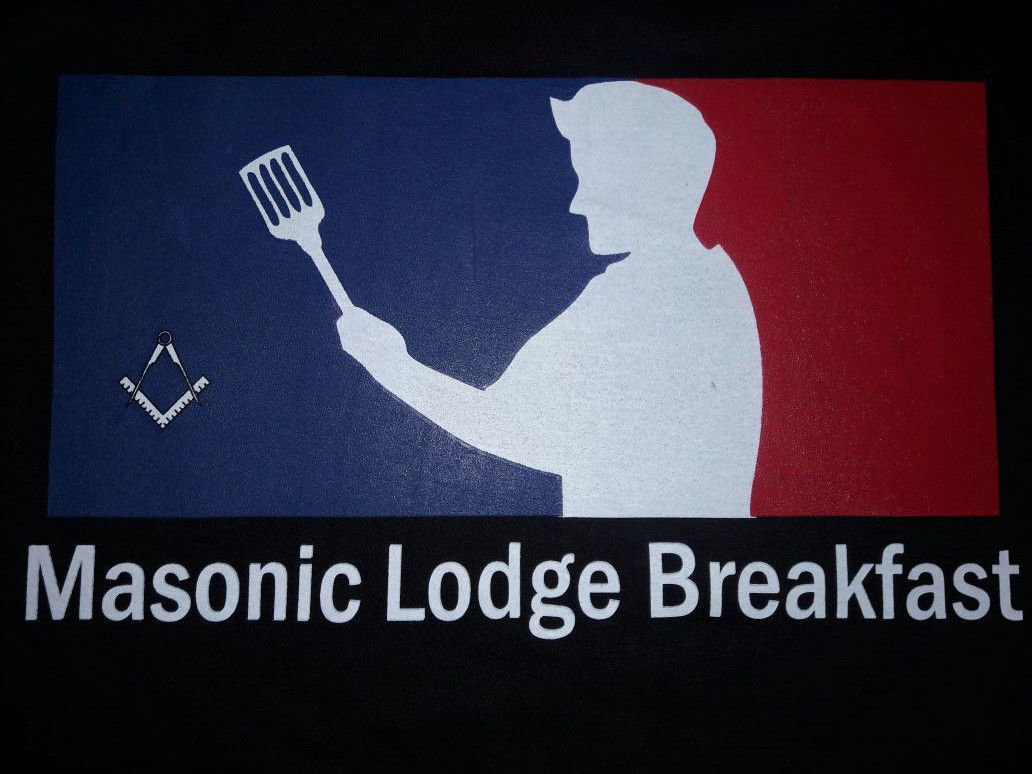 Masonic Lodge Breakfast (MLB) Tee