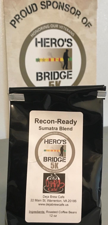 Recon-Ready Sumatra Blend