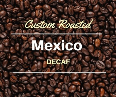 Decaf Coffee - MWP