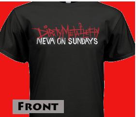 NOS - T-shirt (Black)