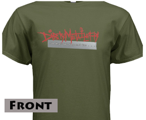See What - T-Shirt (OD Green)