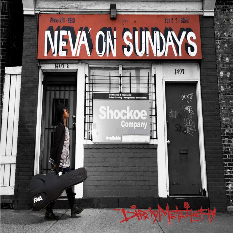 Nevá On Sundays (CD)