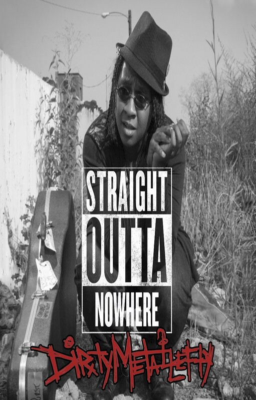 DML Straight Outta Nowhere - Poster