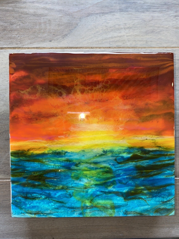 Sunset Love 2 @MukLuk Magpies Studio, Airdrie, Ab
