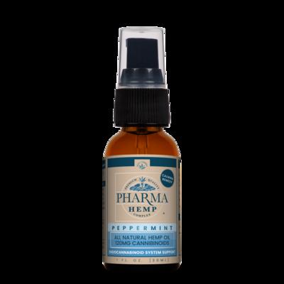 Holistic CBD Oral Spray/Tincture 120mg – 1oz