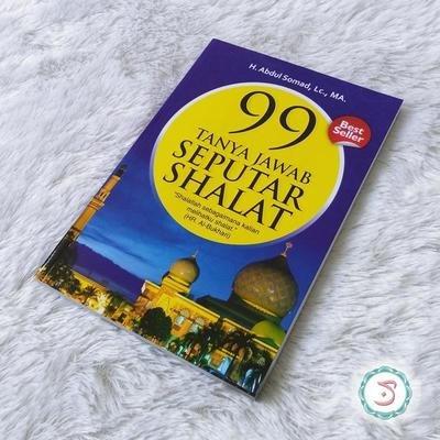 Buku 99 Tanya Jawab Seputar Shalat - Ustadz Abdul Somad