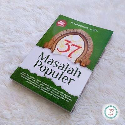 Buku 37 Masalah Populer - Ustadz Abdul Somad