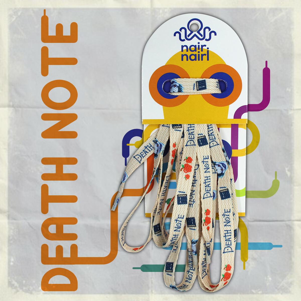 Death Note-ის თასმა
