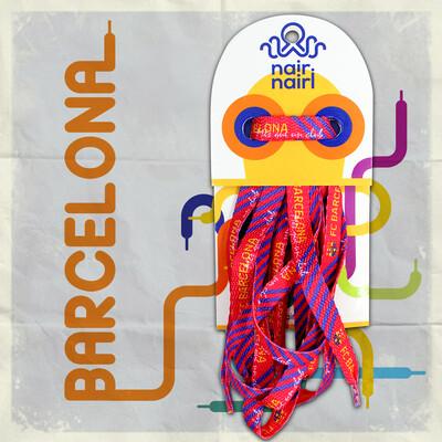 F.C.B. Barcelona-ს თასმა