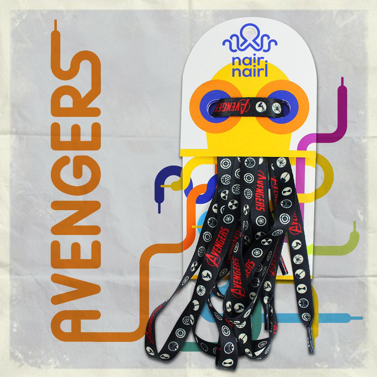 Avengers-ის თასმა