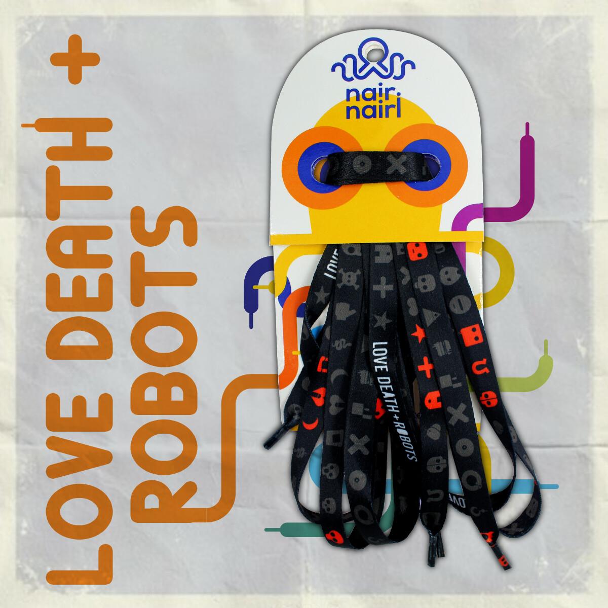 Love, Death + Robots-ის თასმა