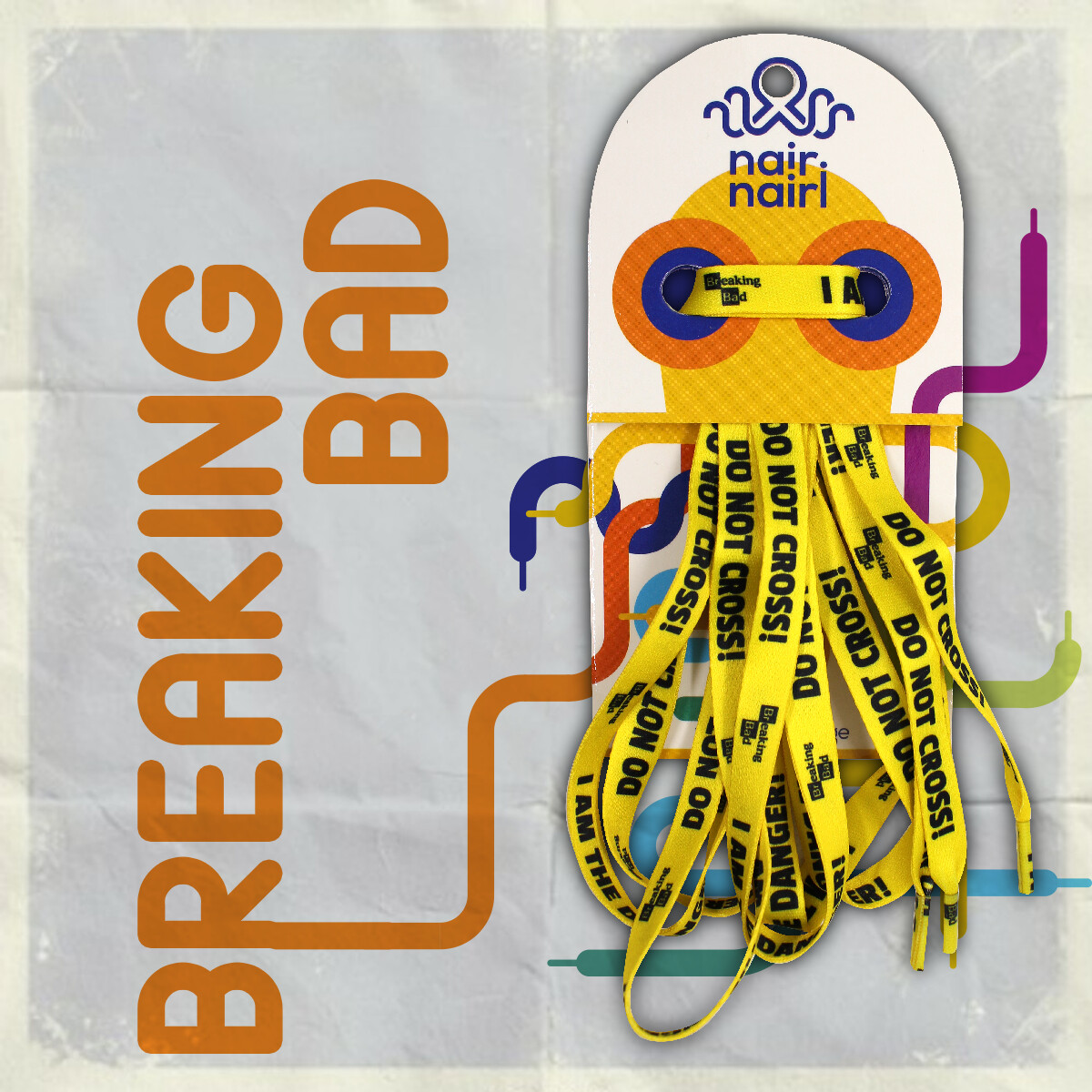 Breaking Bad-ის თასმა