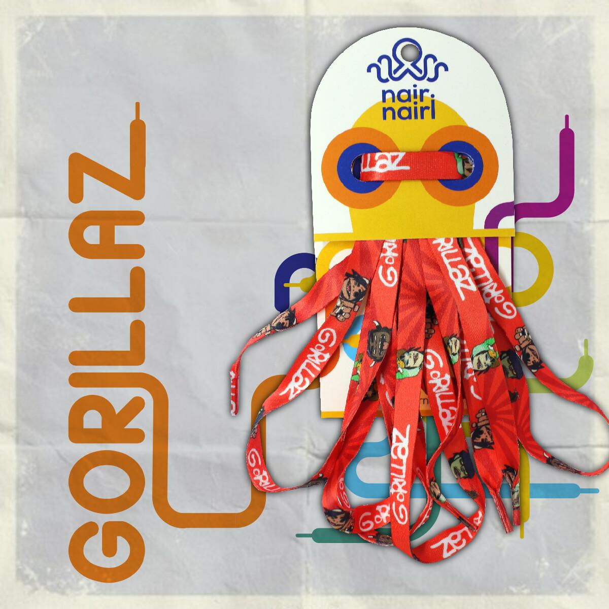 Gorillaz-ის თასმა