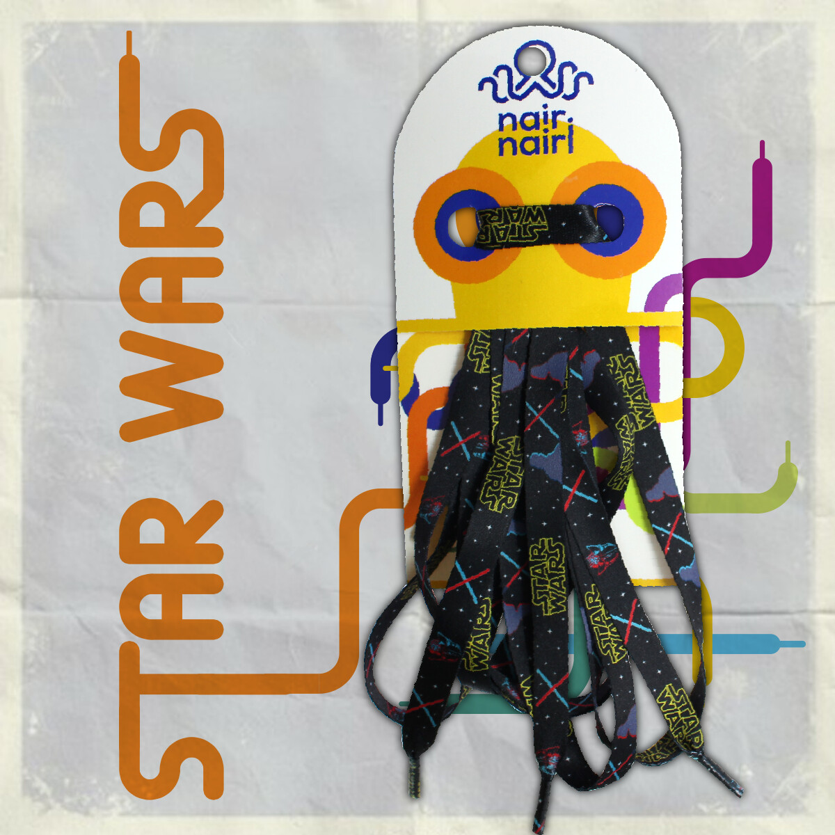 Star Wars-ის თასმა