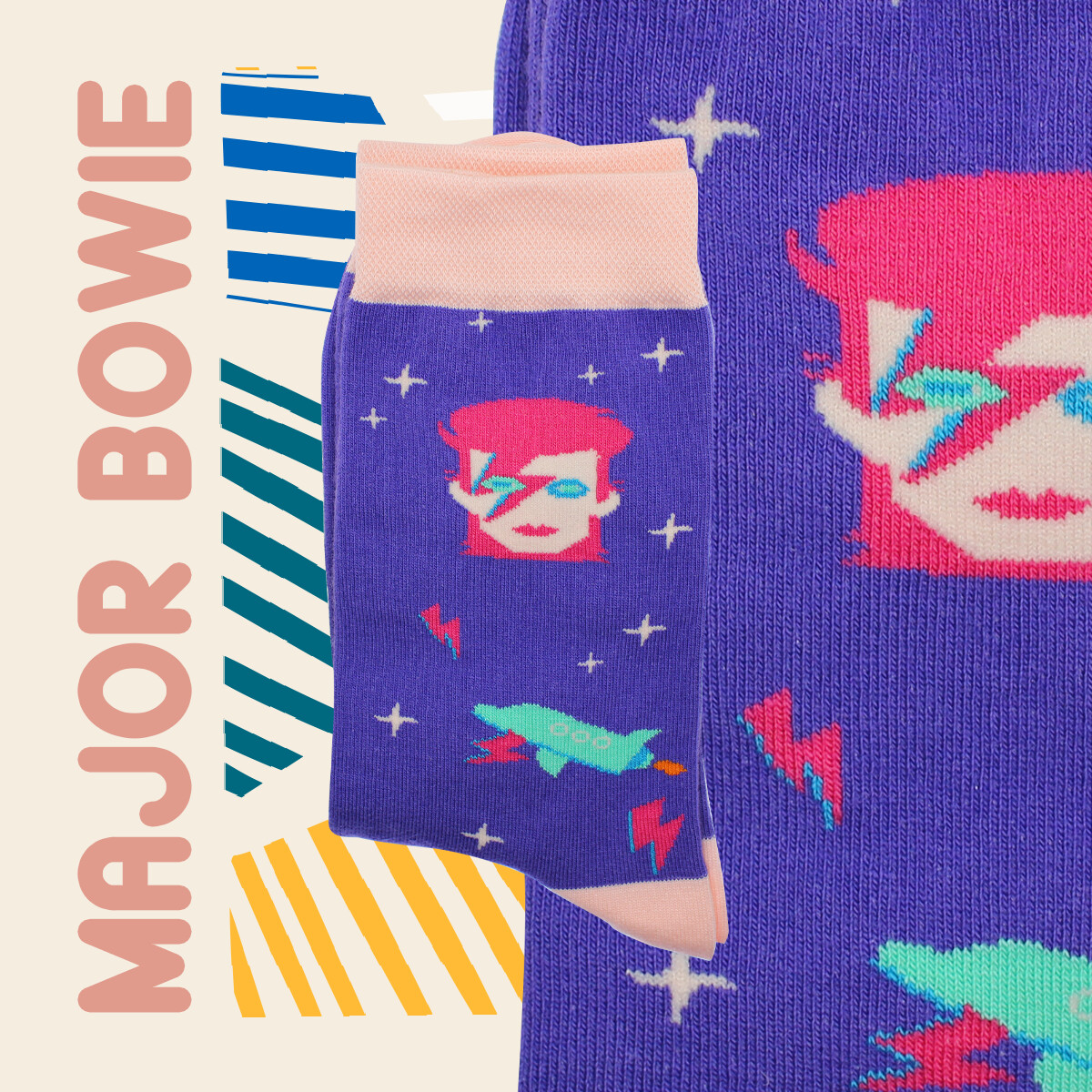 David Bowie-ის წინდები