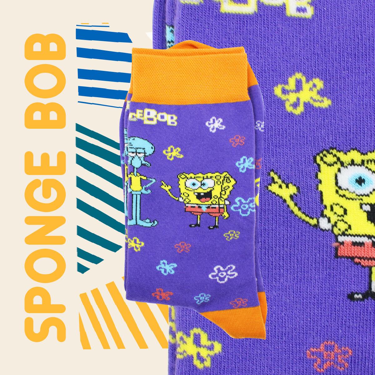 Sponge Bob-ის წინდები
