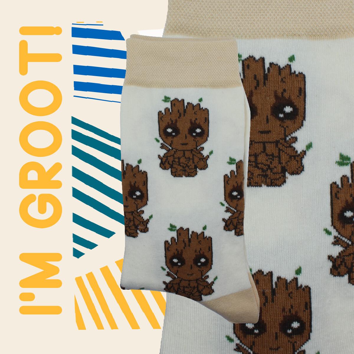 I'm Groot! -ის წინდები