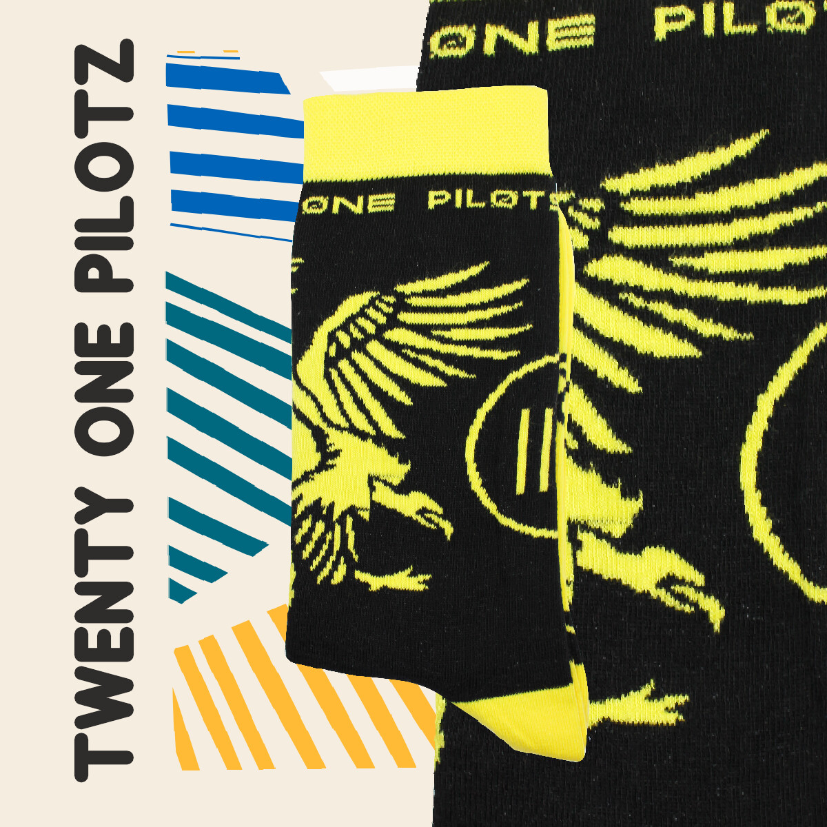 Twenty One Pilots-ის წინდები