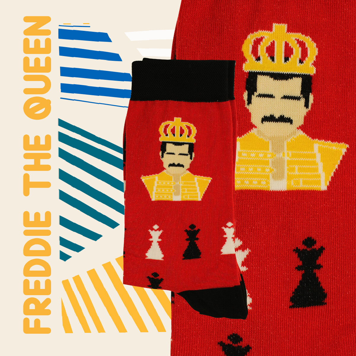 Freddie Mercury-ის წინდები