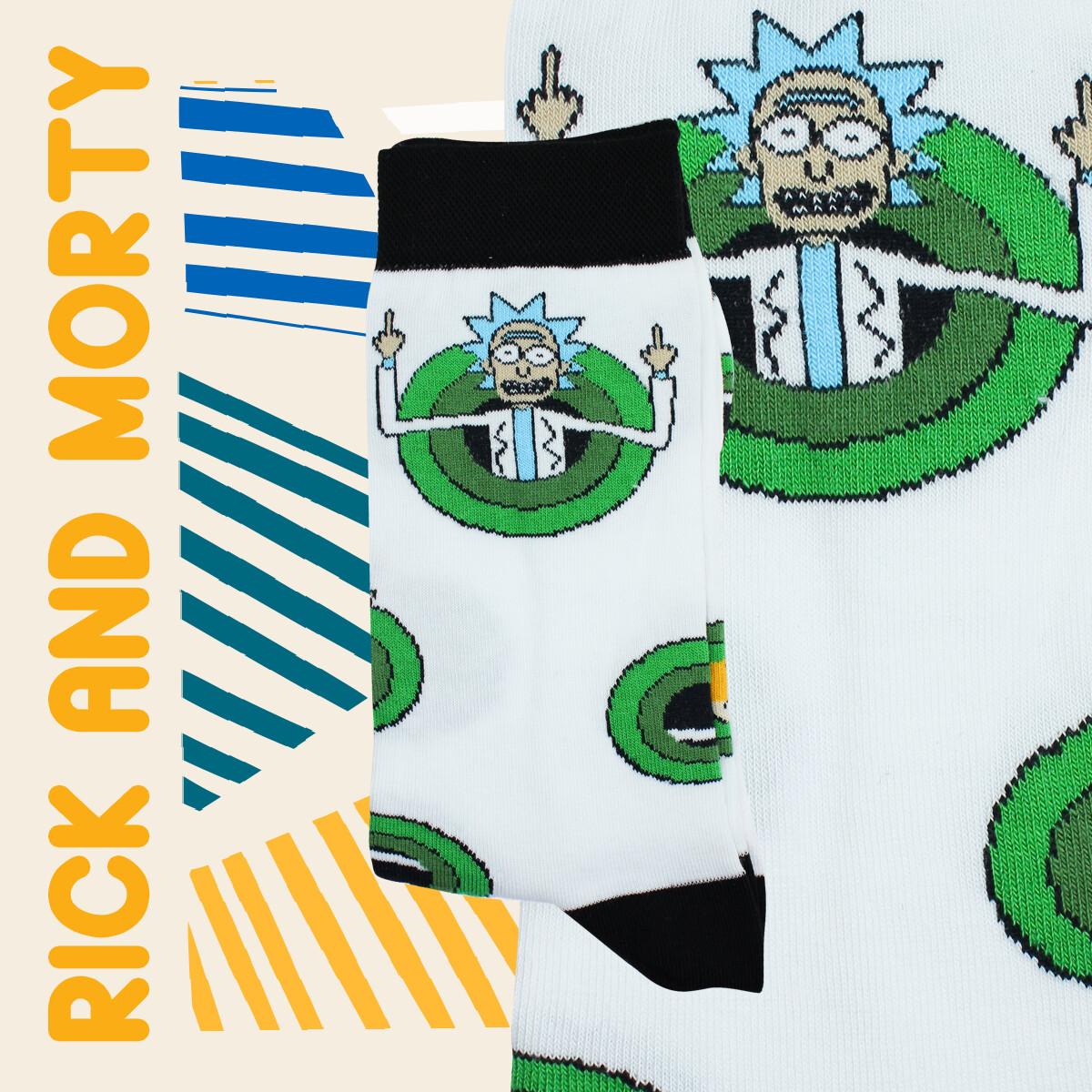 Rick and Morty-ის წინდები