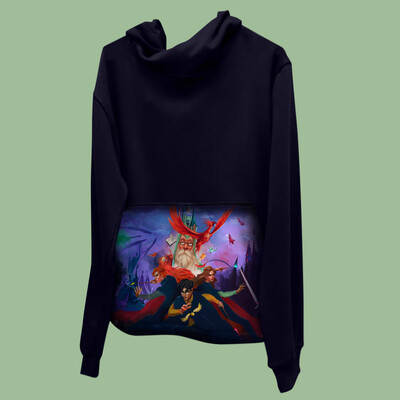Harry Potter-ის Hoodie
