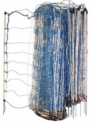 Schafnetz Primaflex blau