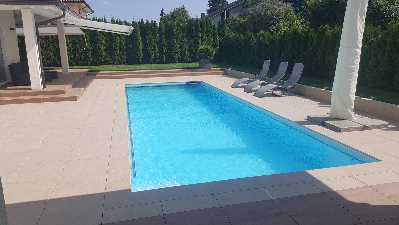 Schwimmbadbeschichtung GFK