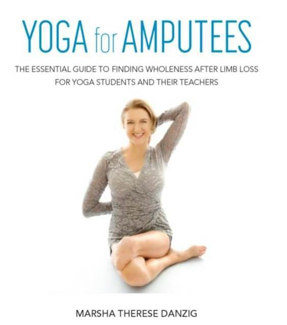 Yoga for Amputees Book