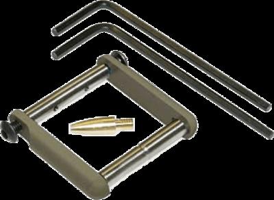 KNS Precision, Inc. .154 Diameter Generation 2 Part Desert Tan Non-Rotating Trigger/Hammer Pins NRTHP-154DE