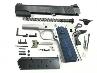 1911 80% Colt .45 ACP Competition Pistol