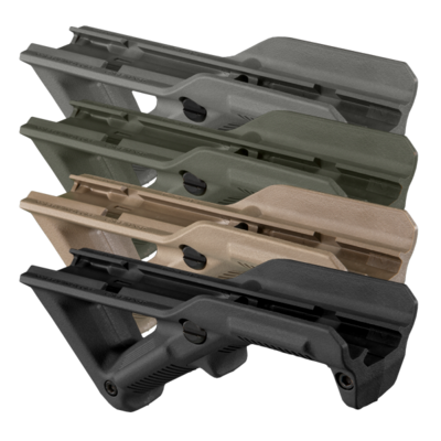 Magpul Industries AFG2 Angled Fore Grip: Black, FDE, OD Green