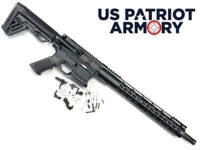 AR-15 80% Rifle Kit - 5.56 NATO 16