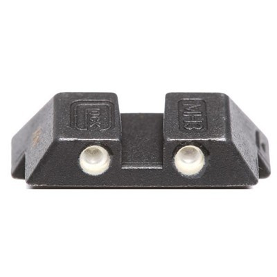 Glock Rear Night Sight, 6.1mm