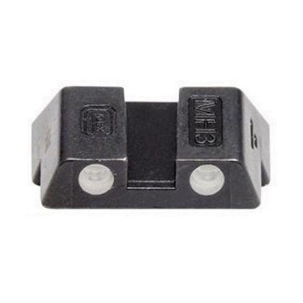 Glock Rear Night Sight - 6.1mm Slim