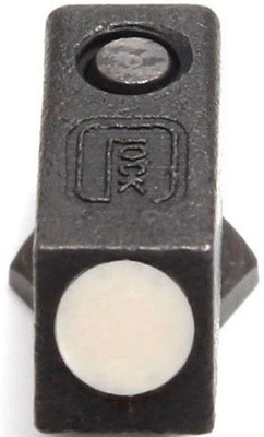 ​Glock STEEL FRONT SIGHT W/ SCREW