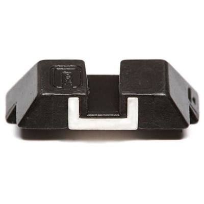 GLOCK STEEL REAR SIGHT, 7.3MM