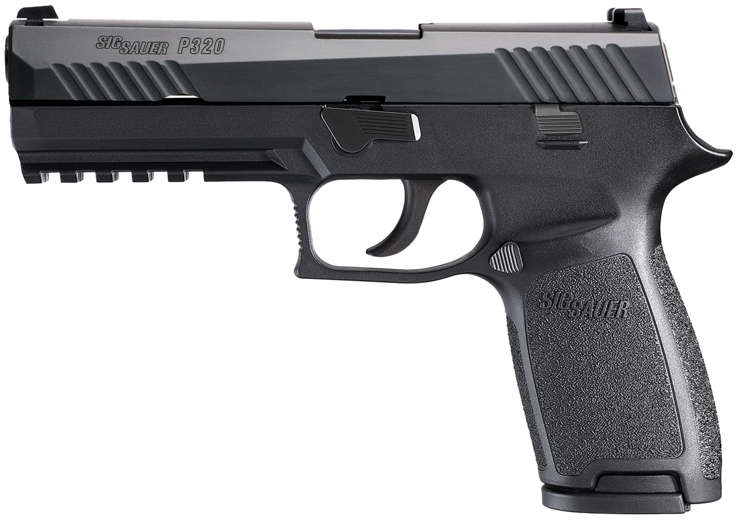 80% Sig Sauer - P320 Full Size 9mm Luger Build Kit - 2 Mags - Comes With P320 80% Insert MUP 1 - Pistol Case