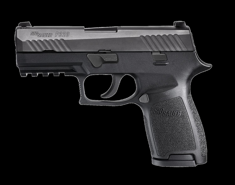 80% Sig Sauer Build Kit P320 Compact 9mm Luger 3.9
