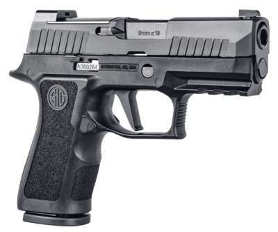 Sig Sauer - P320 Compact 9mm Luger Double 3.6