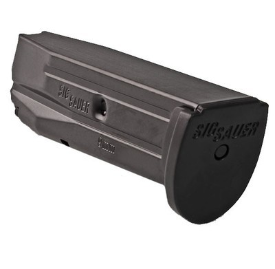 Compact 10-Round 9mm Magazine For Sig Sauer P320 or P250