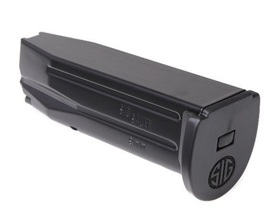 Full 17-Round 9mm Magazine For Sig Sauer P320 or P250