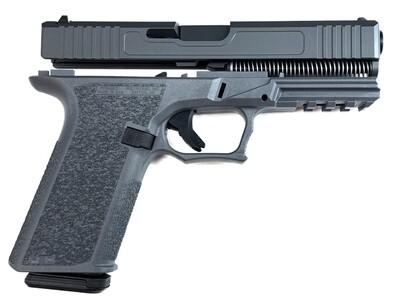 Patriot G17 80% Pistol Build Kit 9mm - Polymer80 PF940V2 - Gray