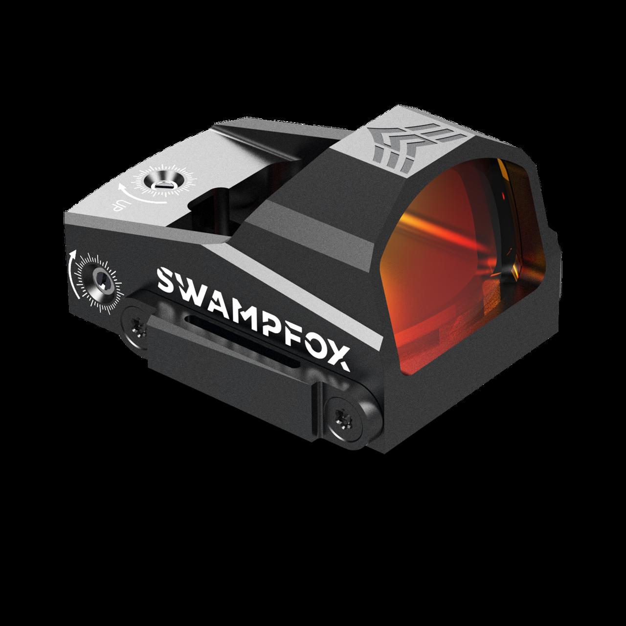 SwampFox RMR Optic KINGSLAYER 1x22 3MOA MICRO REFLEX DOT SIGHT