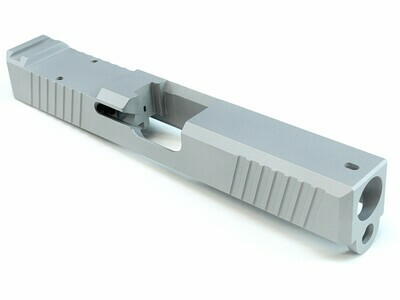 Glock G23 Slide - RMR Cut w/ Front & Back Serrations