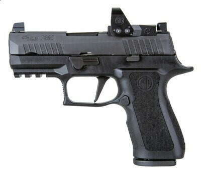 80% Sig Sauer P320 Compact RX 9mm Luger 3.60